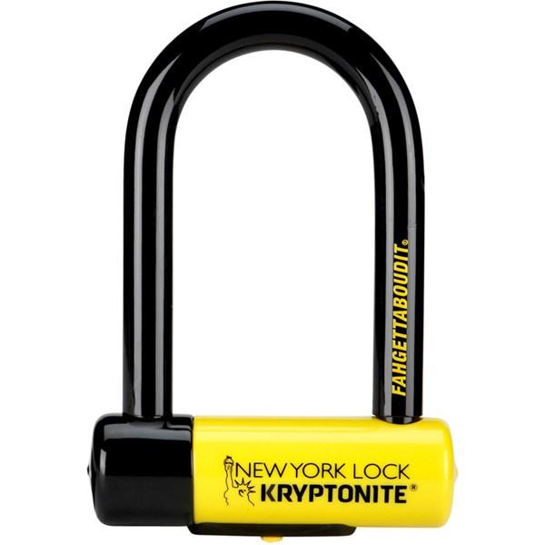 Kryptonite LOCK Krypt Transit U Lock kit