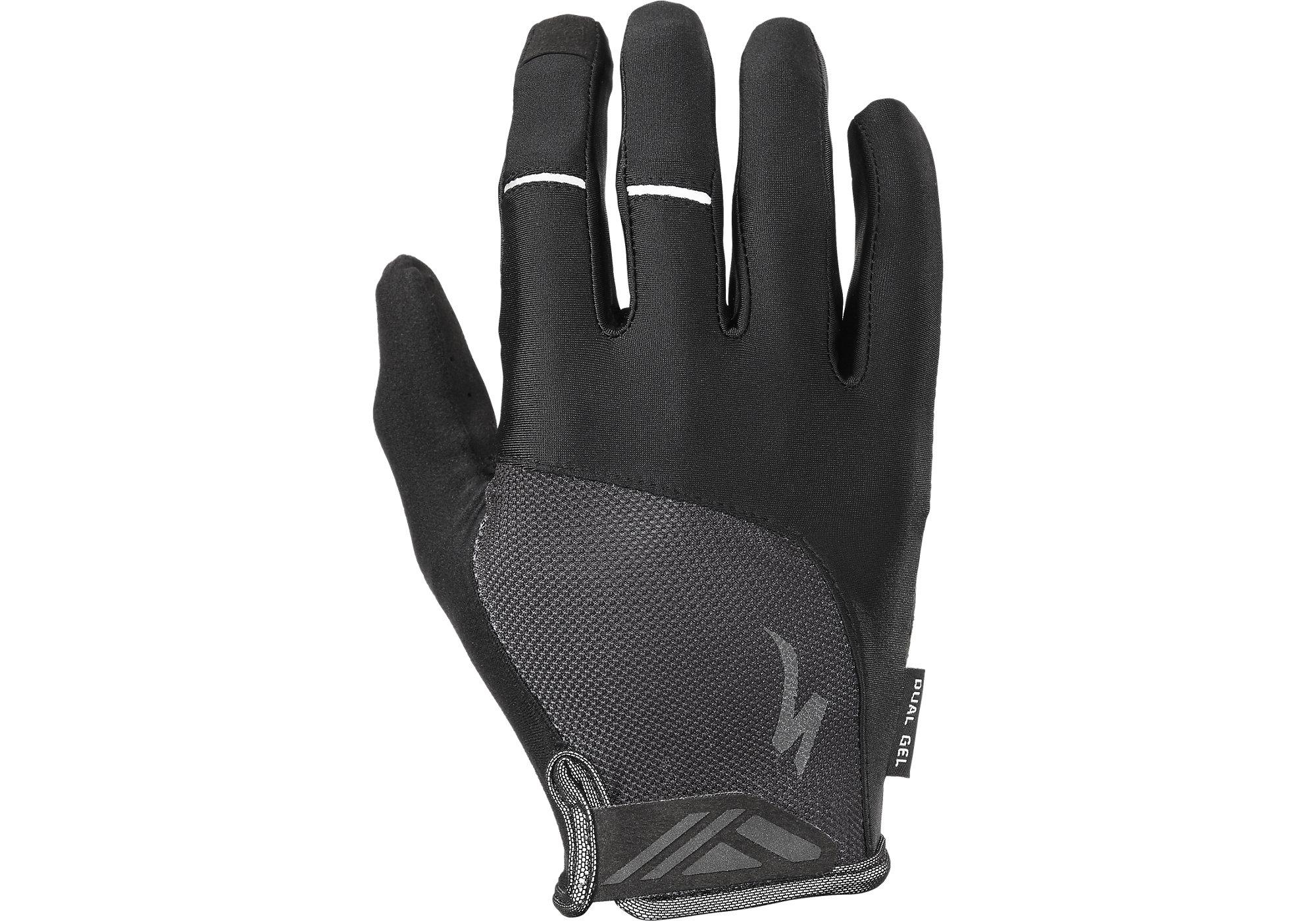 New Women/'s Specialized BG Pro Glove Size Small Black//White